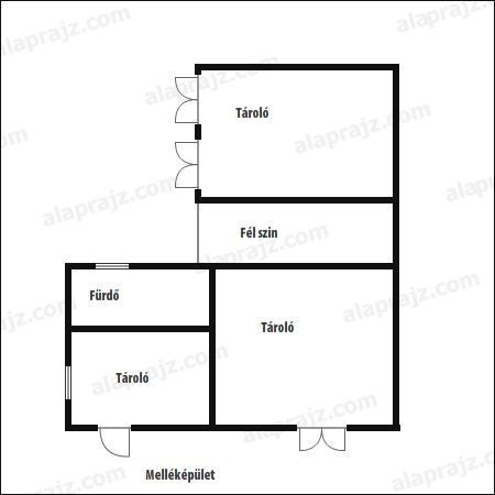 Eladó ház tatabánya  196 m<sup>2</sup> 17 millió Ft
