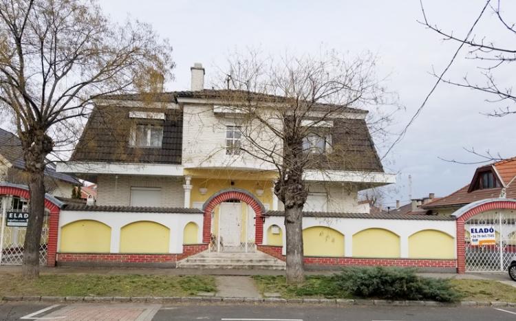 Verkaufen Haus Budapest Rákospalotai út 76. 388 m<sup>2</sup> 180 millió Ft