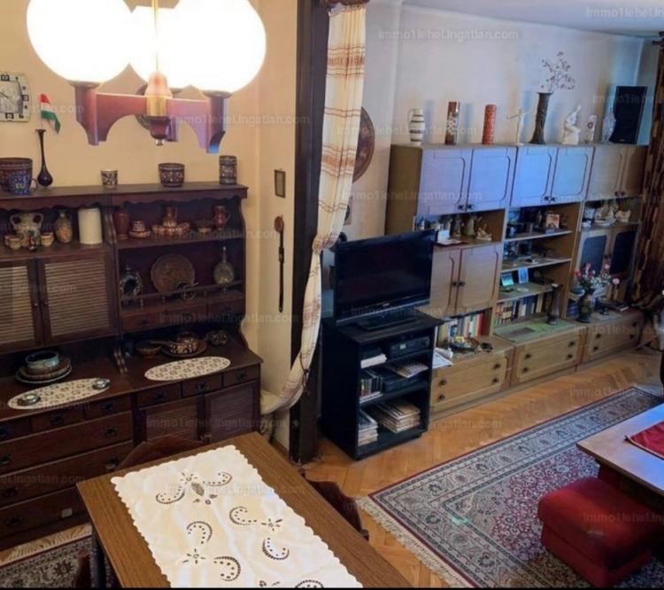For sale flat Budapest  Árpádfejedelem útja 59 m<sup>2</sup> 46.9 millió Ft