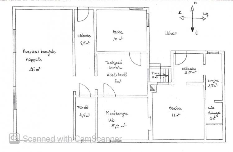 For sale house Göd  427 m<sup>2</sup> 72.5 millió Ft