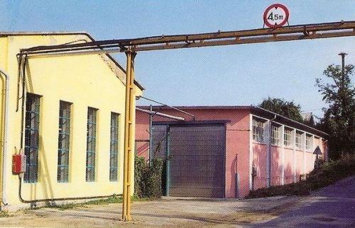 Eladó ipari Ajka  600 m<sup>2</sup> 30 millió Ft